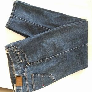 Womens Tommy Hilfiger  10(32x32) Straight Jean's